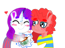 A Cup of Love by PonyPocky317