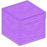 LOZ Skyward Sword Goddess Cube Box by Enlightenup23