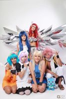 WE ARE FAIRY TAIL MADOSHI! by SuperGirlchan
