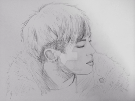 Jonghyun by infuse-into