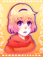 rose lalonde by Namimorii