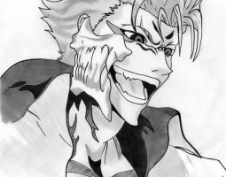 Grimmjow by Quinninism
