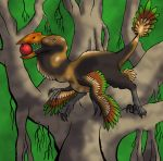 Balaur Among the Branches by BrandonSPilcher