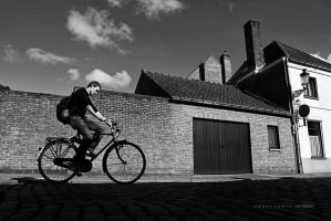 Brugges daily by oscarsnapshotter