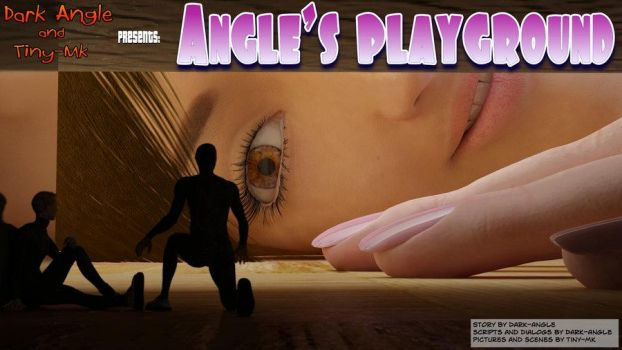 Angle's Playground Chapter1 by DarkAngle989