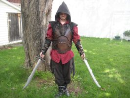 My LARP Outfit by Arronis