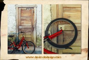 my bicycle by dekick