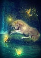 The Secret Place by MariLucia