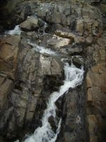 Waterfall Stock 1 by NGS-stock