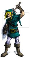 .:Hyrule's Champion:. by contravere
