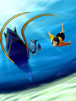Dive! by RoniBro