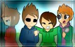 (eddsworld) Not Everything Is The Same by TheRealNeolize