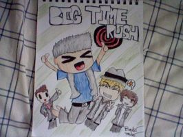 Big Time Rush by Fuso-starstar888