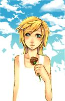 ::KH::Namine for puddingpie by ayexist