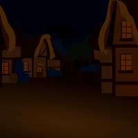 sunny town -night- by matty4z