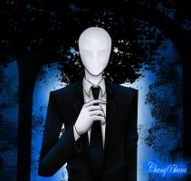 Slenderman by chang05hana