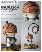 Grubbleton profile by SquareFrogDesigns