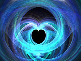 Fractal Heart by pyrohmstr