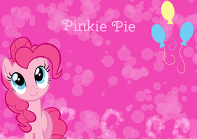 Pinkie Pie Wallpaper by xXIceblastofRCXx