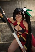 Litchi Faye Ling 2 : BlazBlue by Lumis-Mirage