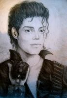 King of Pop by MirelaNikolova