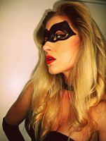 Sass Meister Black Canary by CosplayButterfly