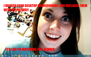 Overly Attached Girlfriend by GateFan