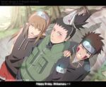:Happy B-day Shikamaru: by SkyGiratina00