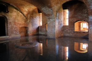 Fort Gaines Underbelly by tr3ocrue