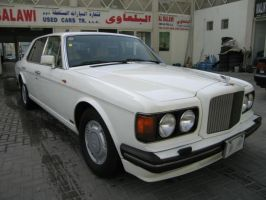 Bentley Turbo R 1991 by sniperbytes