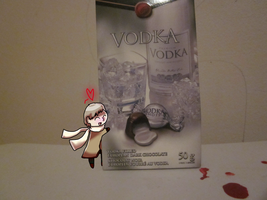 Russia:Vodka Chocolate by Field-Of-Roses