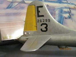 B-29 Superfortress: The Tail by cloudyrainbow561