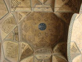 Jameh Mosque of Isfahan by Negar-bendy