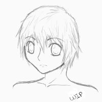Original Character Concept:WIP by Thesunsetsblack