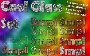 Cool glass style set by ThaMex4lif3