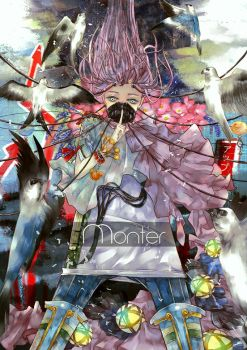 Monter Cover by m-o-th