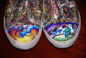 Anya's Shoes by ThimbleBostitch