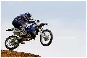 motocross by churromagnet