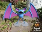 Zubat by SaronniSimon