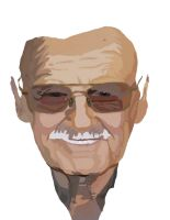 Stanlee No Pen work 3 by daylover1313