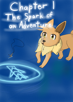 Chapter 1 Cover by SparkySkyrider
