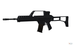 G36E by sadow1213