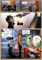 Monsieur Charlatan Page 65 by DrSlug
