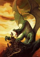 The Last Dragon - Koveck (2004) by Koveck