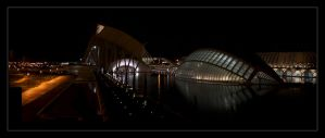 CAC at Night by ColetasSoft