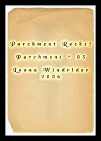 Parchment Rocks Sheet Three by LeonaWindrider