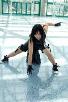FF7AC TIFA  COSPLAY  IN AX2009 by Rina-Liu