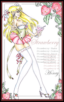 Strawberry Honey by chuu