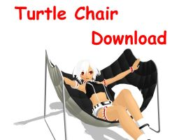 Turtleshell Chair DOWNLOAD by RiSama