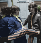 George and Ringo 1968 by koolkitty9